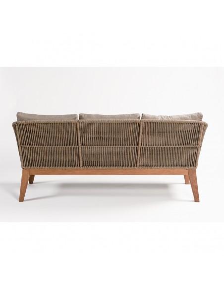 Sofá de madera y cuerda Foto: PALERMOSOFA-sofa-de-madera-y-cuerda-exterior